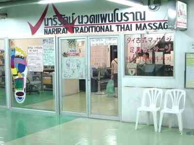 Massage in Bangkok